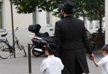 Agression antisemite Paris 19
